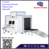 Doppel-Energie Förderanlagen-Röntgenstrahl-Scanner für Gepäck, Ladung, Inspektion