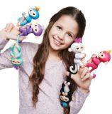 Giocattoli della scimmia dei pesciolini per i giocattoli del capretto