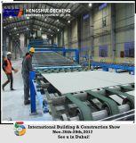 Le papier automatique a fait face à la chaîne de production de panneau de gypse