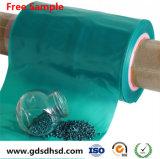 Groene die Kleur Masterbatch in de Plastic Extruder van de Film van de Industrie wordt toegepast