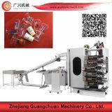 Recipiente de plástico de alta calidad máquina de impresión Offset GC-6