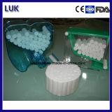 Roulis de coton remplaçable dentaire pur chaud de la vente 100%