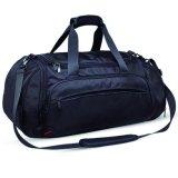 Promoción de la camilla de lona de poliéster/Duffel maletas Gimnasio Deporte Duffle Bolsa de viaje