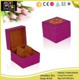 Petit paquet de magasin Rose Boîte à bijoux (5189R1)