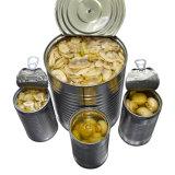 Новым законсервированная урожаем еда гриба законсервированная