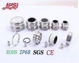Métricas de latón de metal resistente al agua tipo 304 316L Prensaestopas