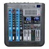 DJ Mezclador de audio con doble 9 BAND EQ