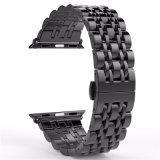 Cinturini solidi Two-Tone dell'acciaio inossidabile per Iwatch