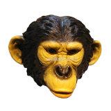 판매를 위한 도매 실내 정원 장식적인 수지 원숭이 헤드