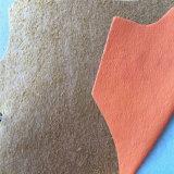 0.7Mm мягкий дышащий ткань из микроволокна кожа для обуви внутренней панели боковины
