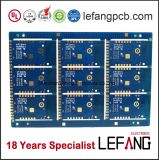 Изготовление доски PCB связи электроники