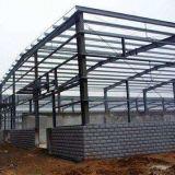 전 설계된 가벼운 강철 구조물 작업장 건물