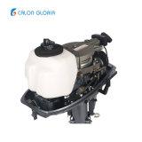 Fuoribordo ampiamente usato del motore del motore della barca di raffreddamento ad acqua del colpo 5HP di Calon Gloria 2