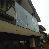 Inferriata di vetro del morsetto dell'acciaio inossidabile per il sistema del corrimano della scala e del balcone