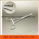 Het Openen van de Driehoek van het Roestvrij staal van het Hulpmiddel van Pecring van het lichaam 316L Buigtang (SPTL005)
