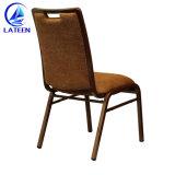 يكدّس حديد فولاذ معدن فندق مأدبة مطعم أثاث لازم كرسي تثبيت