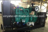 Type ouvert phase 400kVA de Cummins Genset de Threep