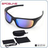Black Cyling Unbreakable Sports votre propre marque Lunettes de soleil Lunettes de sécurité