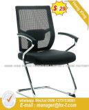 白いArmrests緑ファブリッククラスタスタッフの事務員の椅子(HX-8NC1014B)
