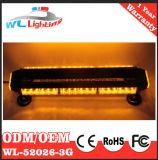 12V 소통량 두 배 측 번쩍이는 경고 Lightbar