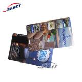 Карточка пластичной франтовской гостиницы PVC ключевая с магнитным Stirpe