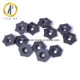 carbure de tungstène hexagonal Scarfing Insert pour tuyaux à haute fréquence