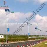40W Solar-LED Straßenlaternemit 6m Pole IP68