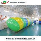 Gota inflável personalizada da água do tamanho inflável/arrendamento da gota da gota catapulta da água/da água parque do Trampoline