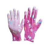 PU покрытием перчатки стороны перчатки защитные перчатки