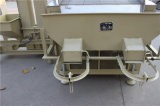 Beweglicher Bohnen-Mung-Sonnenblumenöl-Bohnen-Sesam-Startwert- für Zufallsgeneratorentsteinender Maschinen-Entkernvorrichtung-Preis für Verkauf