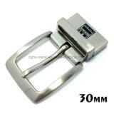 A curvatura de correia reversível do Pin da curvatura da liga do zinco do metal da alta qualidade para o vestido cerca as bolsas das sapatas do vestuário (Xws260--Zd101)