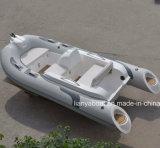 Liya costilla 3,3m de entretenimiento de la playa de FRP inflable barco