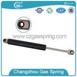 suporte do gás 330n para o auto jogo do tronco da capa do carro com encaixe de extremidade plástico
