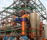 Машина рафинировки пальмового масла миниого нефтеперерабатывающего предприятия незрелая