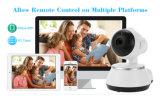 熱い販売の屋内カメラの夜間視界2の方法ビデオ小型ホームIPのカメラ
