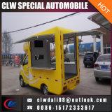 Neuer LKW-bewegliche Gaststätte-Nahrung der Nahrung2018, die Van verkauft