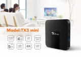 2017 Best Selling Pendoo Mini Rk3328 1g 8g Android 7.1 Marshmallow TV Box Baixar Manual do Usuário para Android TV Box