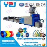 機械を作るプラスチックストラップバンド機械装置の押出機の放出ラインストリップの製造業機械PPロープ