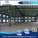 Легкая мастерская стальной структуры металла установки