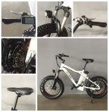 جديد تصميم [36ف] [350و] [20ينش] سمين إطار العجلة [أونفولدبل] بالغ دراجة كهربائيّة