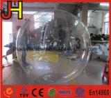 Прозрачный раздувной шарик ролика для игры воды
