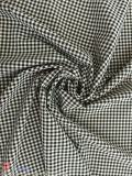 Banda de poliéster Ripstop nylon spandex tejido extensible para prenda