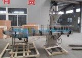 Fg2b-1 sem pó máquina de enchimento do depósito de pó e enchimento do sem-fim e
