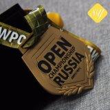 заводская цена Custom медаль логотип медали металлические маркер для подарков