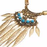 型のふさの女性の方法ネックレス各国用様式の宝石類