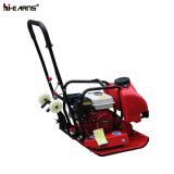 Máquina do compressor da placa com motor de gasolina (HRC90W)