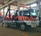 FAW 6 ton 8 ton 10 Skip van de Lader van de Vuilnisauto van het Afval ton van de Vrachtwagens van de Inzameling