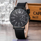 Logotipo personalizado reloj de cuarzo suizo de relojes de pulsera de moda para parejas (WY-17011E)