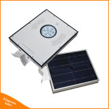 8W tous dans une rue lumière LED solaire intégré pour le jardin d'éclairage de route