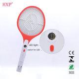 Raqueta de mosquitos con luz LED